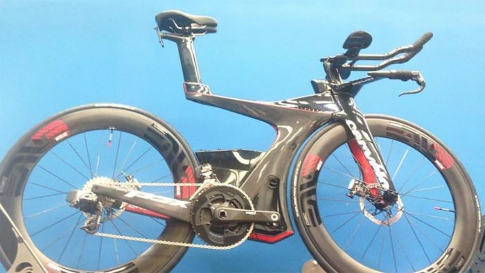 Cervelo P5x at Tri UK Yeovil