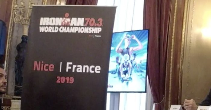 IRONMAN 70.3 World Championship 2019 are headed to Nice, France