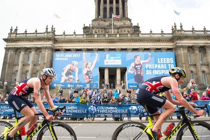 World Triathlon Leeds