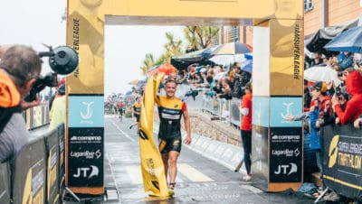 Super League Triathlon Day Two Men Eliminator -Blummenfelt wins