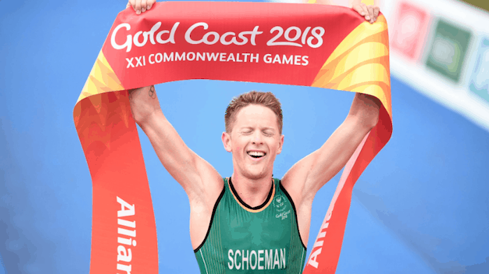 Henri Schoeman Commonwealth Games