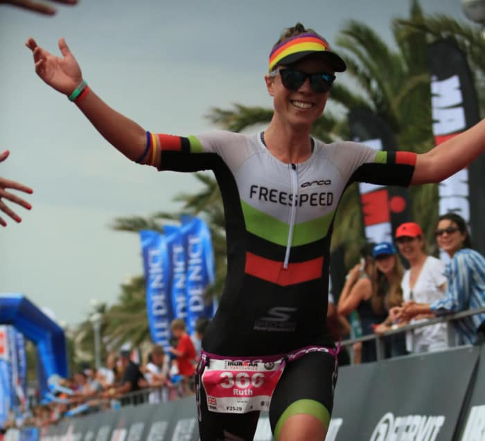 Ruth Purbrook - IRONMAN France