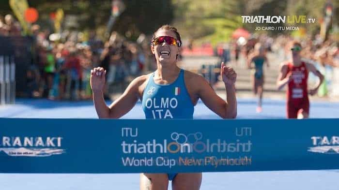 New Plymouth ITU Triathlon World Cup 2019 - Angelica Olmo
