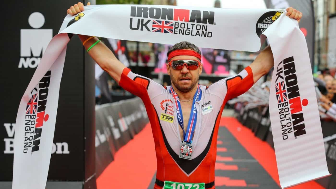 Brian Fogarty / IRONMAN UK - Photo: Huw Fairclough for IRONMAN