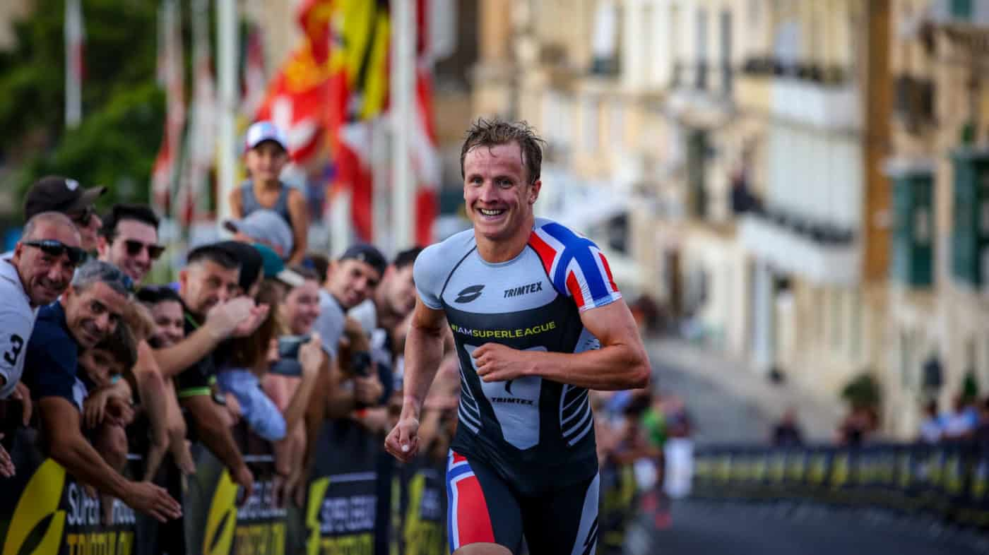Super League Triathlon Malta 2019, Men's Equalizer Final, Kristian Blummenfelt
