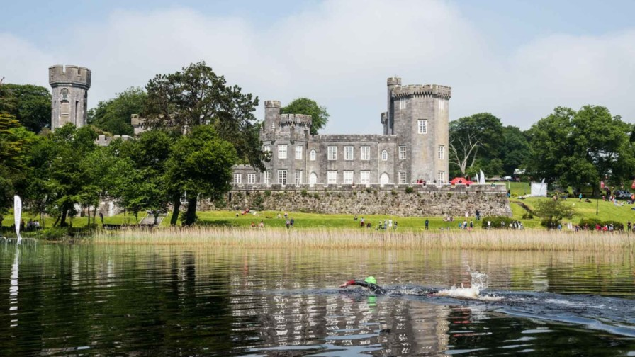 Lough Cutra Castle Triathlon / Castle Triathlon Series