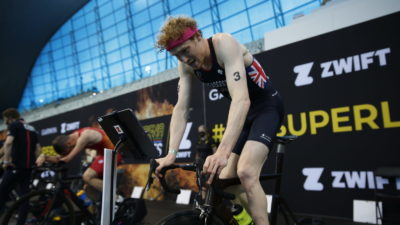 SLT Arena Games London powered by Zwift - Paratriathlon 2021