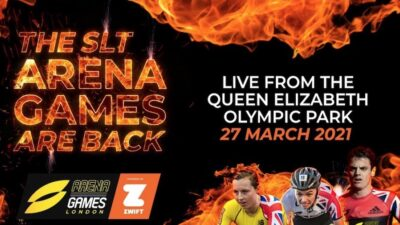 SLT Arena Games London