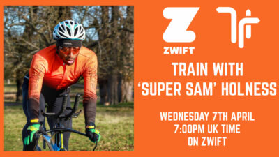 Sam Holness / Zwift Group Workout